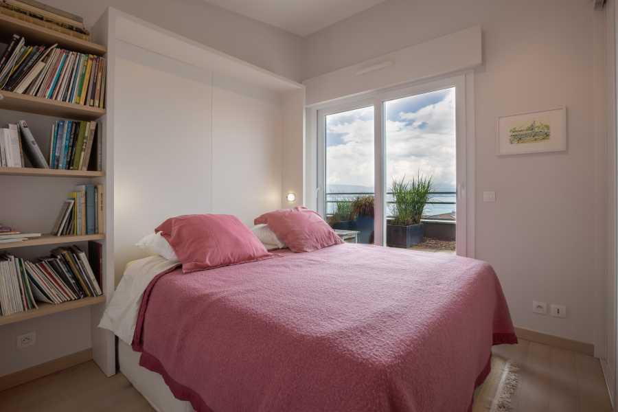 Évian-les-Bains  - Appartement 4 Pièces 2 Chambres