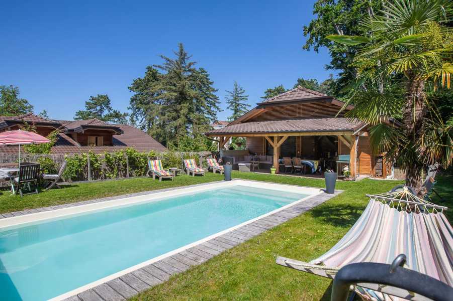 Évian-les-Bains  - Propriété 25 Pièces, 1 Chambre