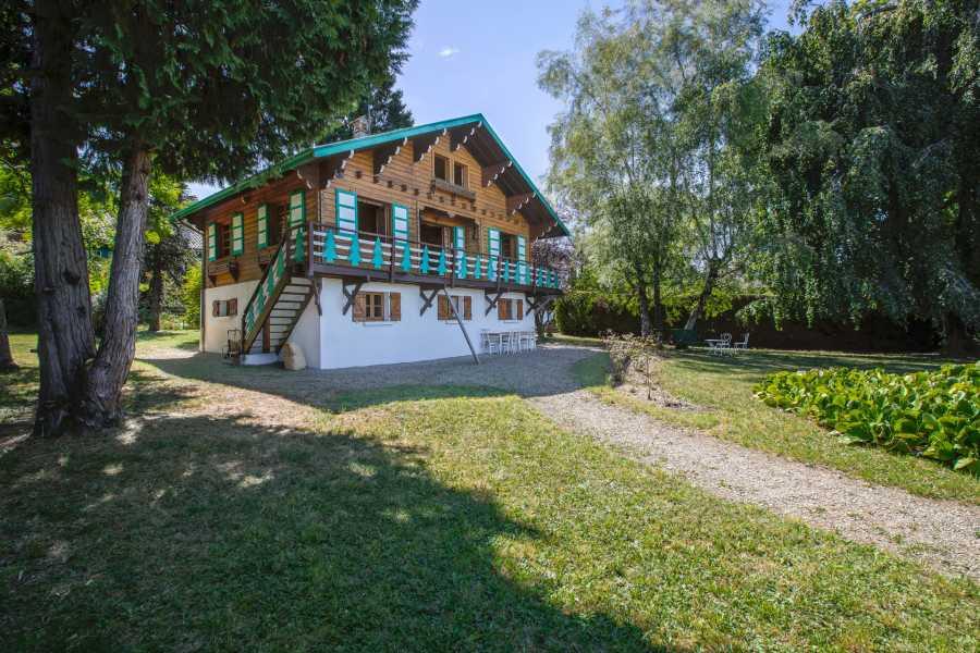 Thonon-les-Bains  - Maison 7 Pièces 4 Chambres