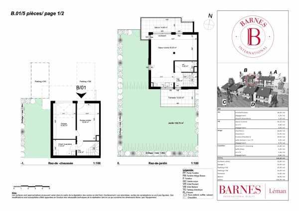 Maison Évian-les-Bains  -  ref 6007939 (picture 2)