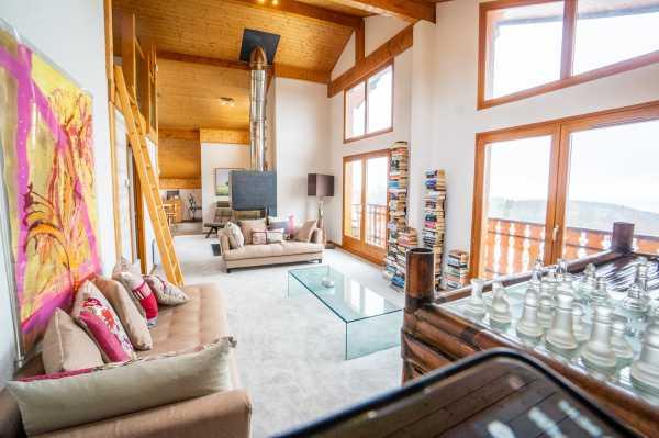 Appartement Thollon-les-Mémises  -  ref 5485343 (picture 1)
