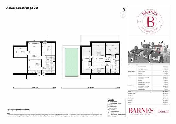 Maison Évian-les-Bains  -  ref 6007928 (picture 2)