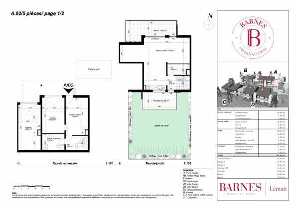 Maison Évian-les-Bains  -  ref 6007928 (picture 1)