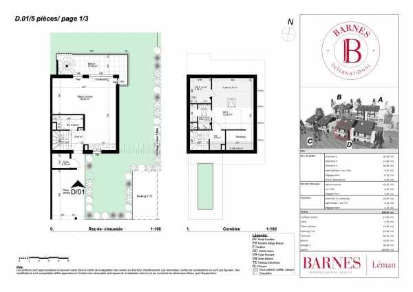 Maison Évian-les-Bains  -  ref 6007965 (picture 2)