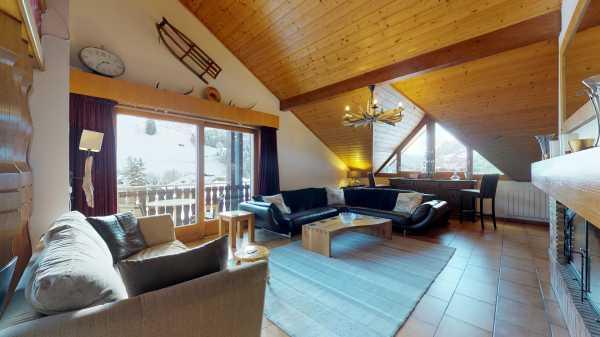 Appartement La Chapelle-d'Abondance  -  ref 3593359 (picture 2)