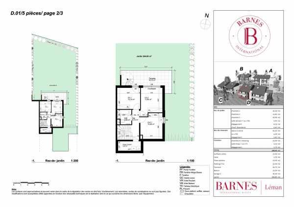 Maison Évian-les-Bains  -  ref 6007965 (picture 3)