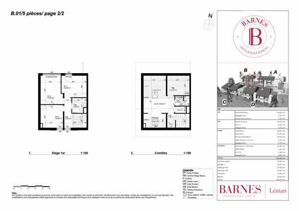 Maison Évian-les-Bains  -  ref 6007939 (picture 3)