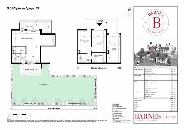 Maison Évian-les-Bains  -  ref 6007945 (picture 2)