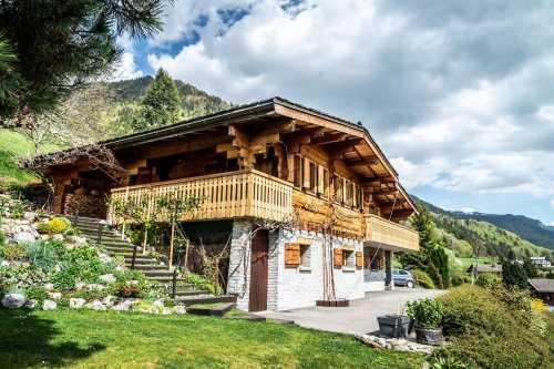 Maison, Chevenoz - Ref 2512356