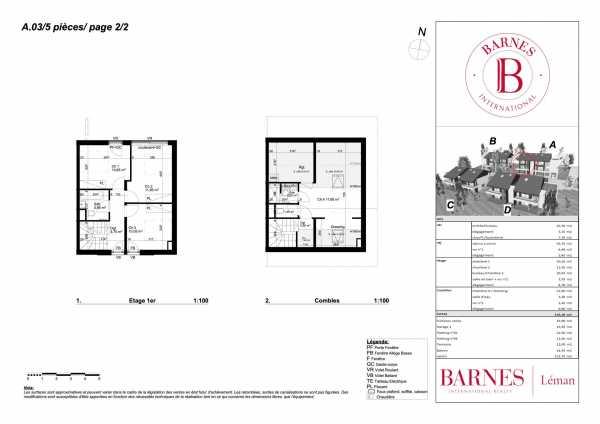 Maison Évian-les-Bains  -  ref 6007935 (picture 3)