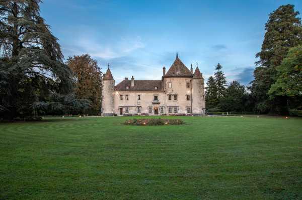 Douvaine  - Château 22 Pièces 17 Chambres