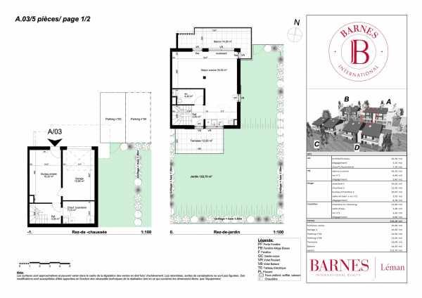 Maison Évian-les-Bains  -  ref 6007935 (picture 2)