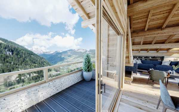 Chalet Ch�tel  -  ref 2856166 (picture 1)