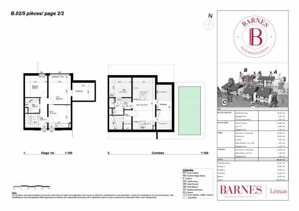 Maison Évian-les-Bains  -  ref 6007945 (picture 3)