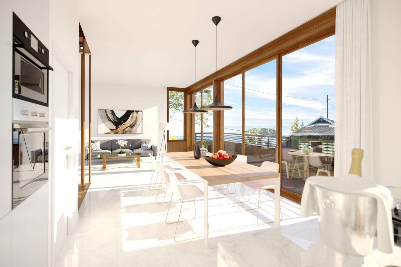 Thonon-les-Bains  - Casa 7 Cuartos 6 Habitaciones - picture 5