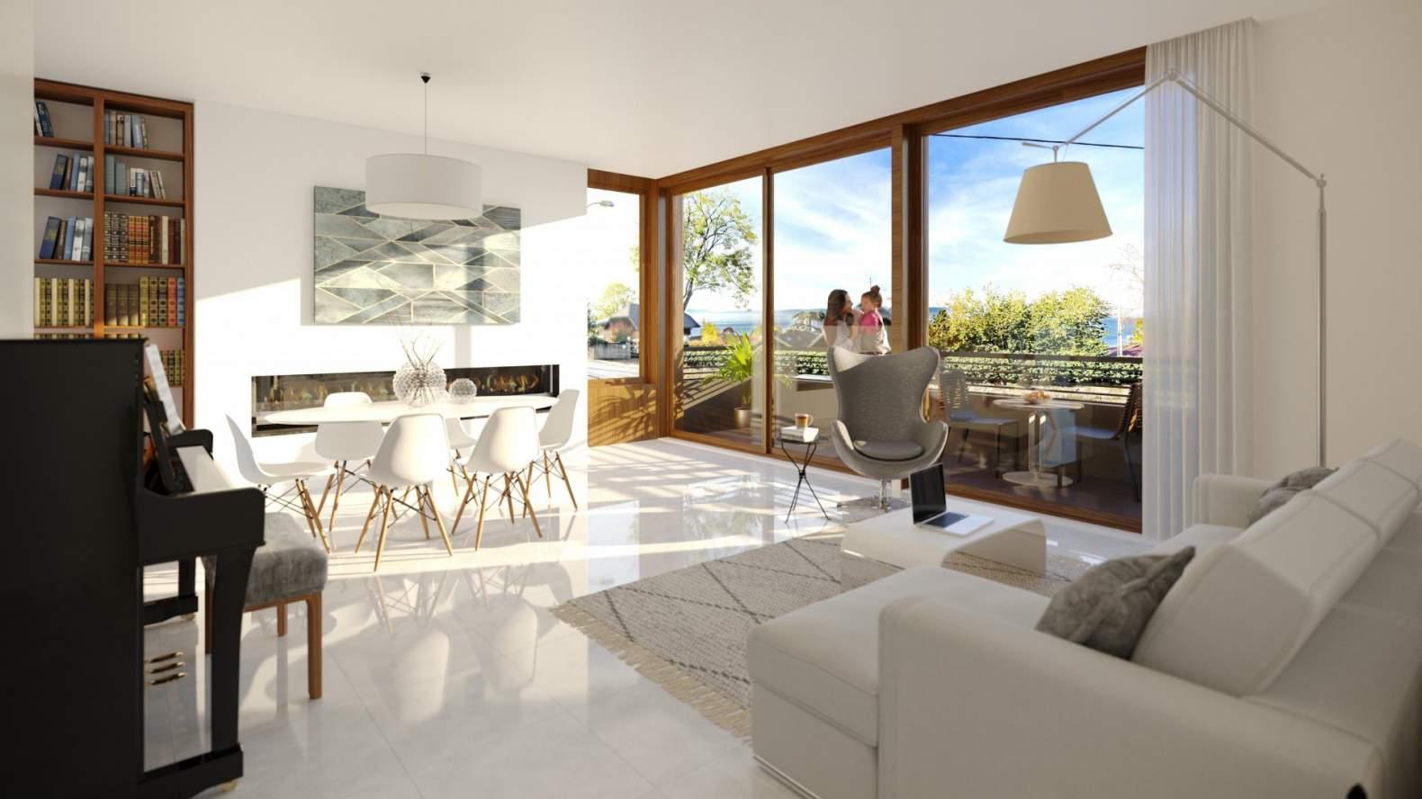 Thonon-les-Bains  - Casa 7 Cuartos 6 Habitaciones - picture 4