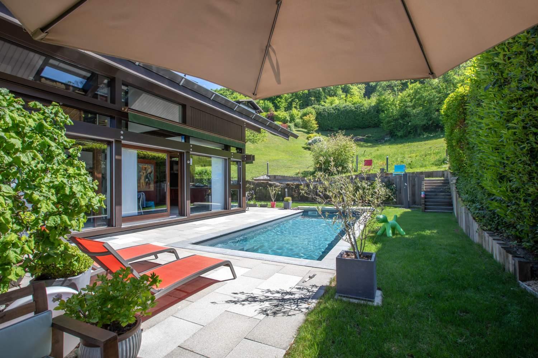 Évian-les-Bains  - Casa 7 Cuartos 4 Habitaciones - picture 2