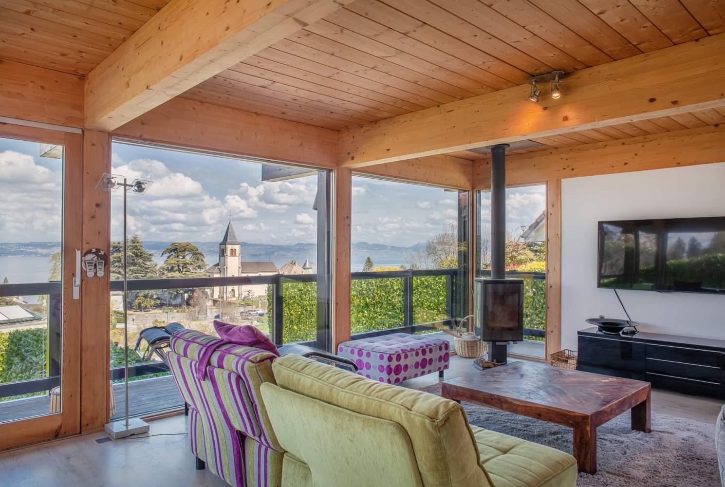 Évian-les-Bains  - Villa 5 Pièces 3 Chambres - picture 1