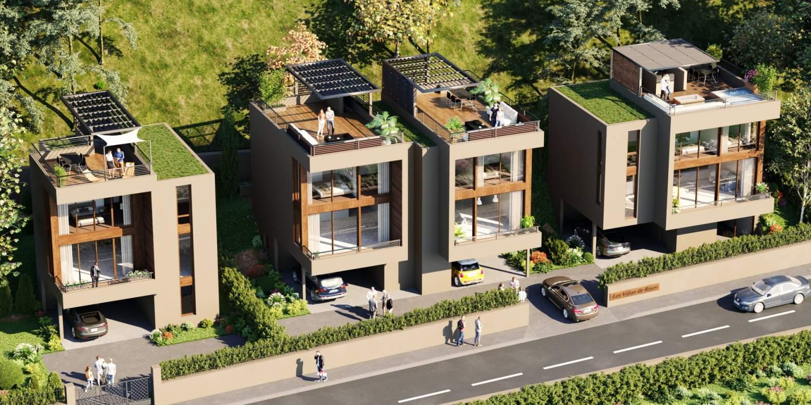 Thonon-les-Bains  - Casa 7 Cuartos 6 Habitaciones - picture 3