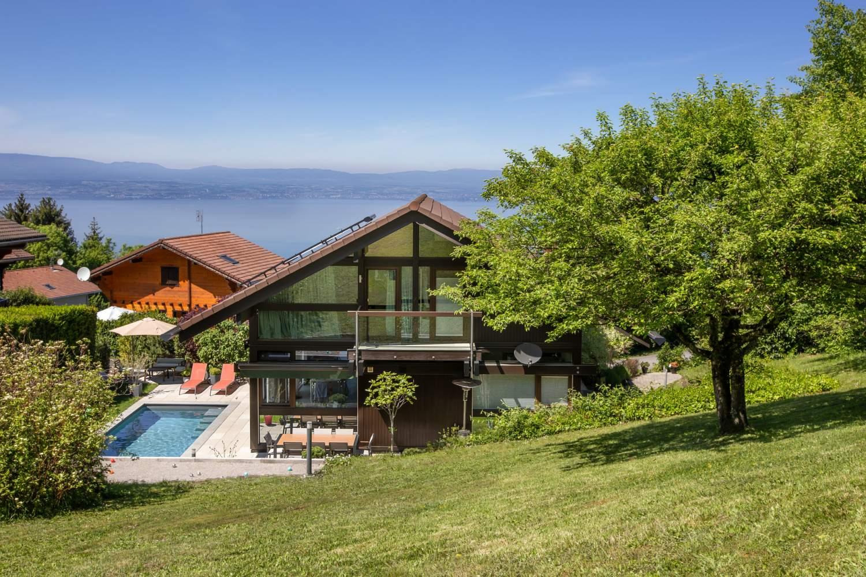 Évian-les-Bains  - Casa 7 Cuartos 4 Habitaciones - picture 8