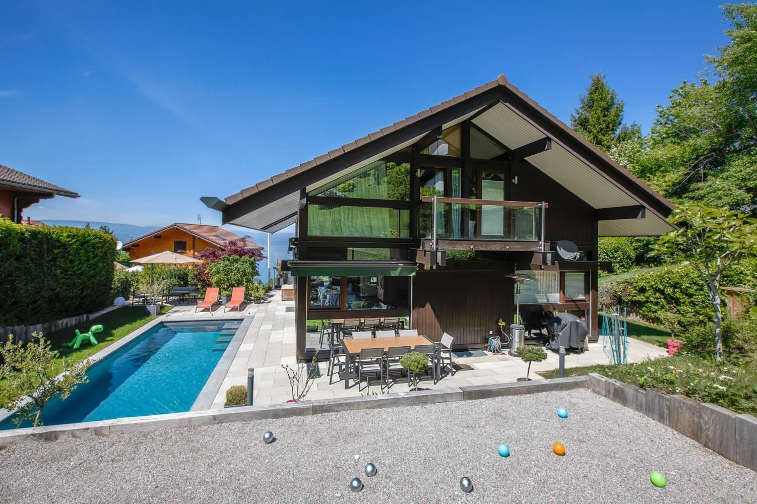 Évian-les-Bains  - Casa 7 Cuartos 4 Habitaciones - picture 7