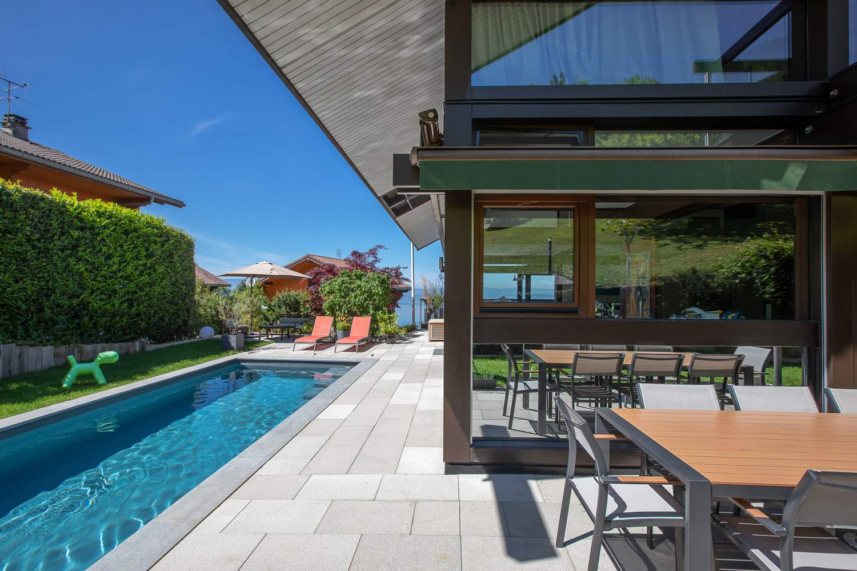 Évian-les-Bains  - Casa 7 Cuartos 4 Habitaciones - picture 4