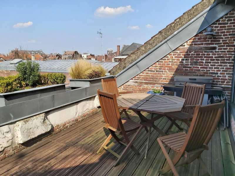 Lille  - Appartement 5 Pièces 3 Chambres