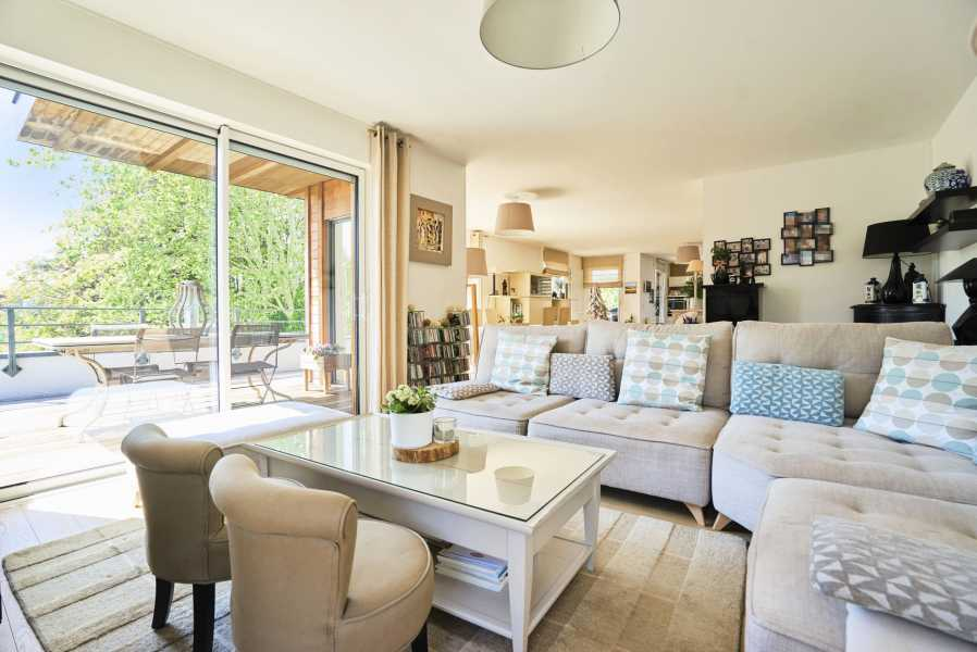 Marcq-en-Baroeul  - Penthouse 5 Pièces 3 Chambres