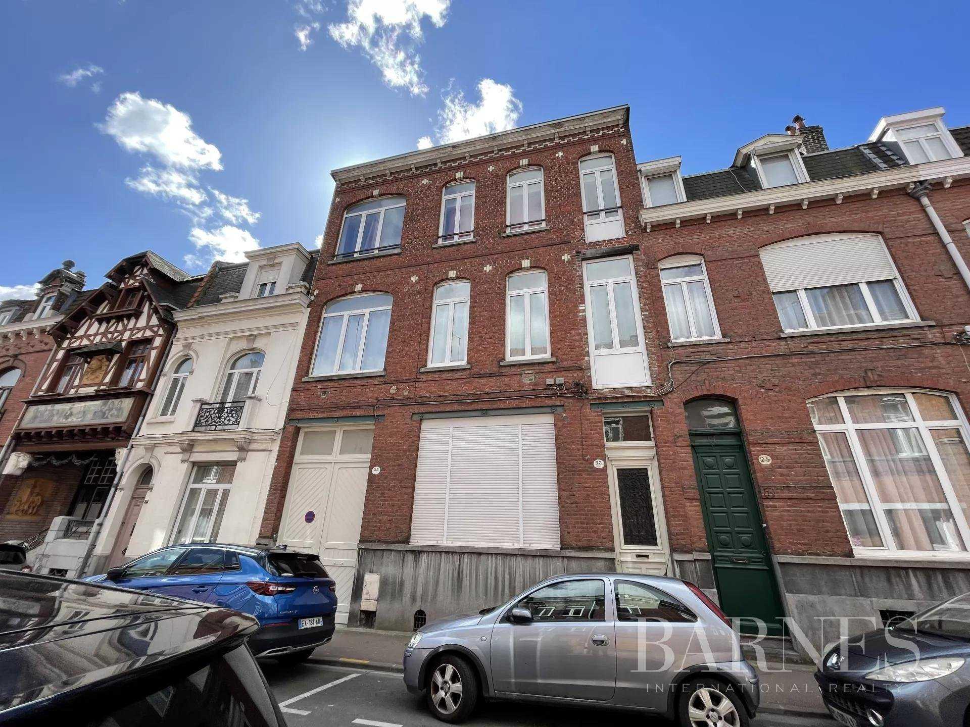 Tourcoing  - Ensemble immobilier