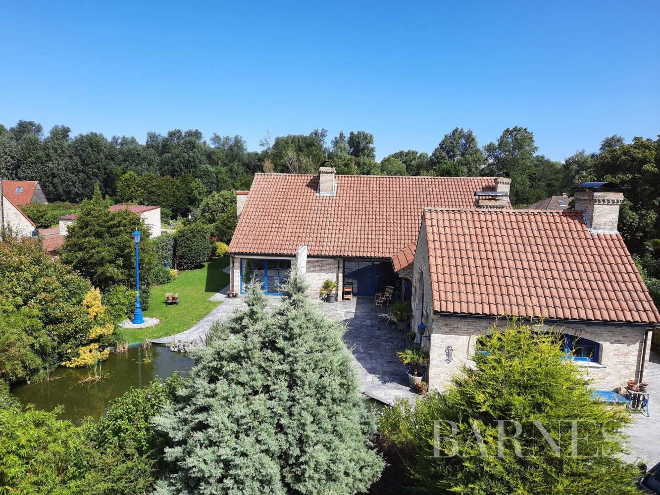 Ghyvelde  - House 4 Bedrooms - picture 1