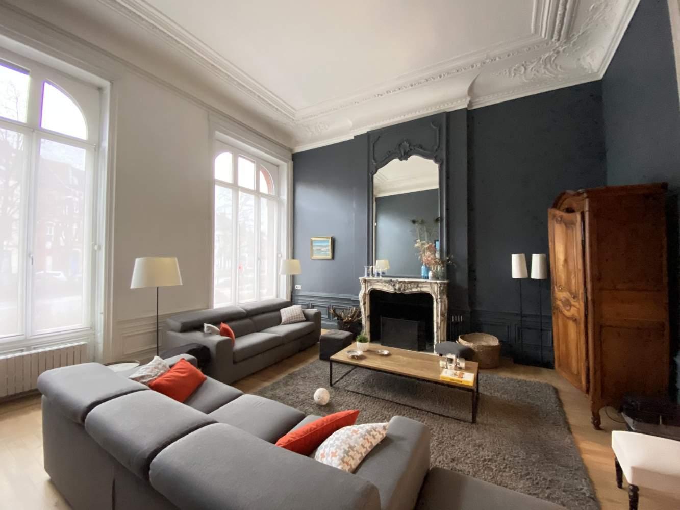 Tourcoing  - Hôtel particulier 10 Pièces 4 Chambres - picture 1
