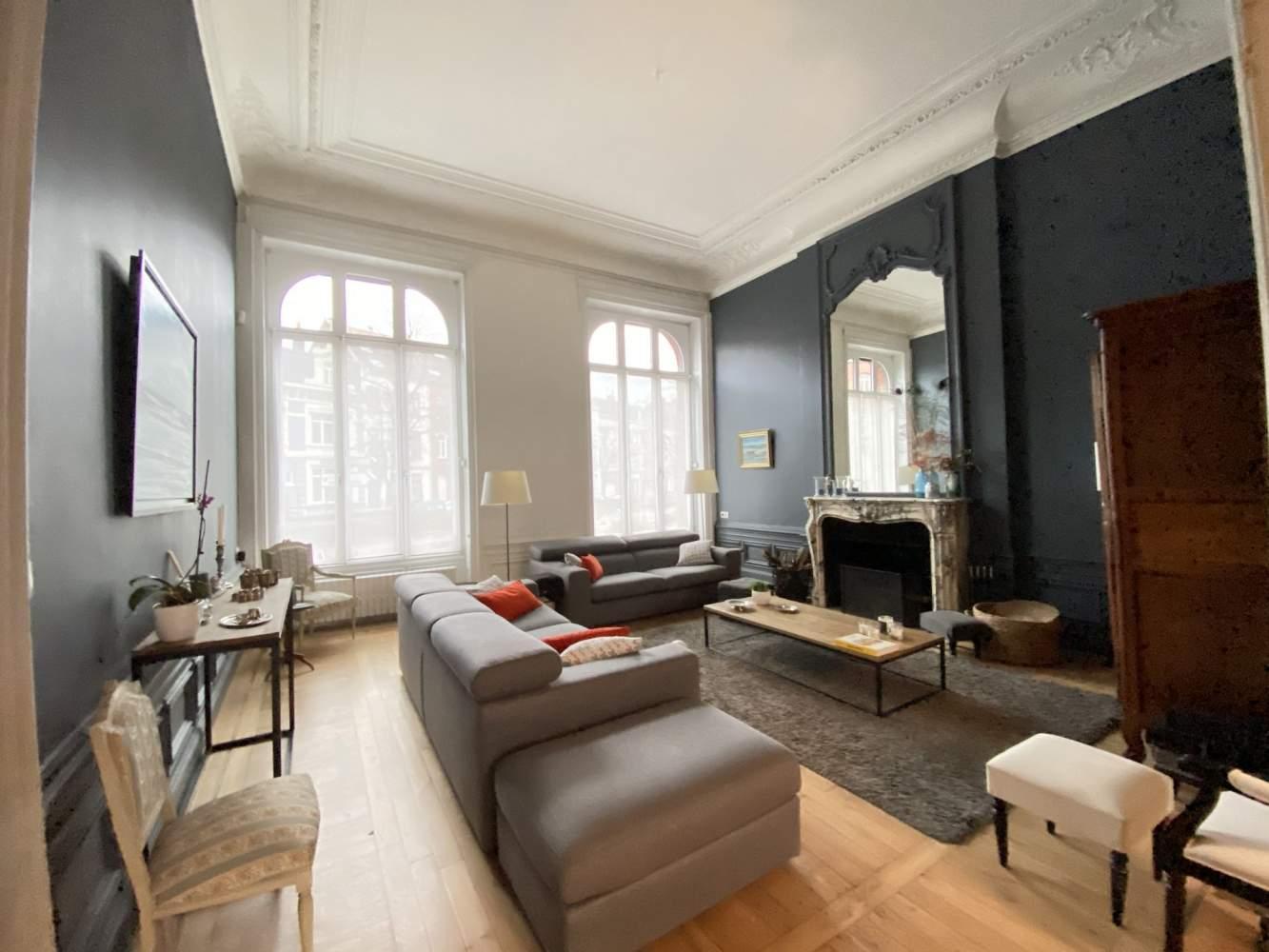 Tourcoing  - Hôtel particulier 10 Pièces 4 Chambres - picture 2