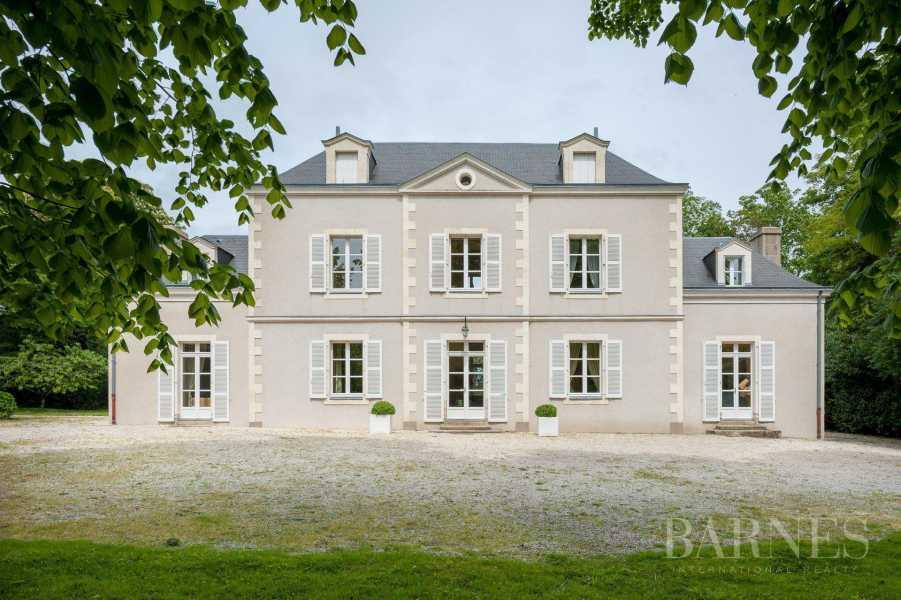 Manor house Saint-Herblain