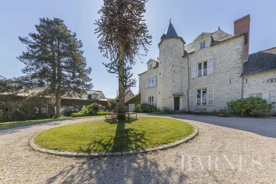 Sucé-sur-Erdre  - Manoir 13 Pièces 6 Chambres