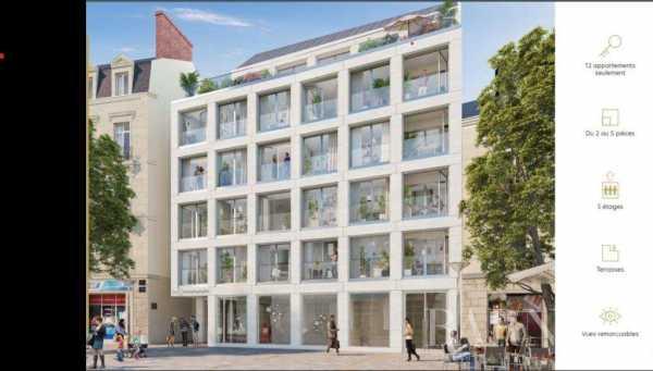 Appartement Nantes  -  ref 4620600 (picture 2)