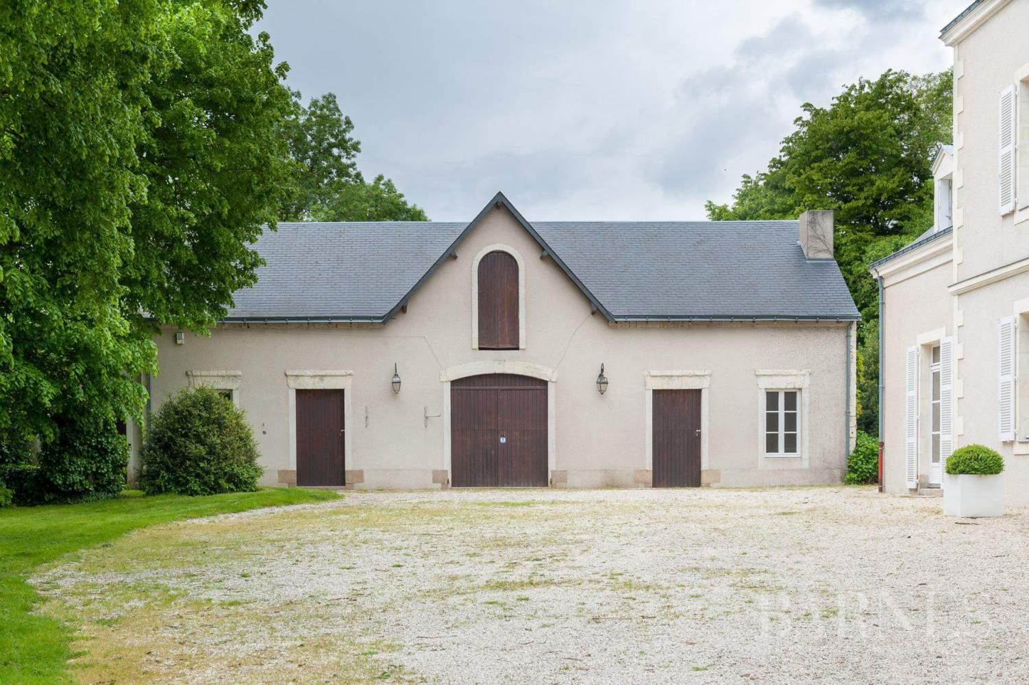 Saint-Herblain  - Manoir 7 Pièces 5 Chambres - picture 9