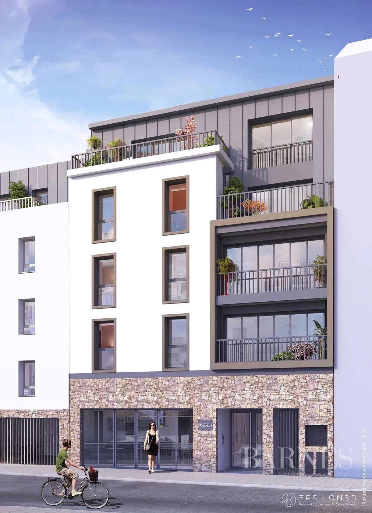 Nantes  - Appartement 4 Pièces 3 Chambres - picture 1