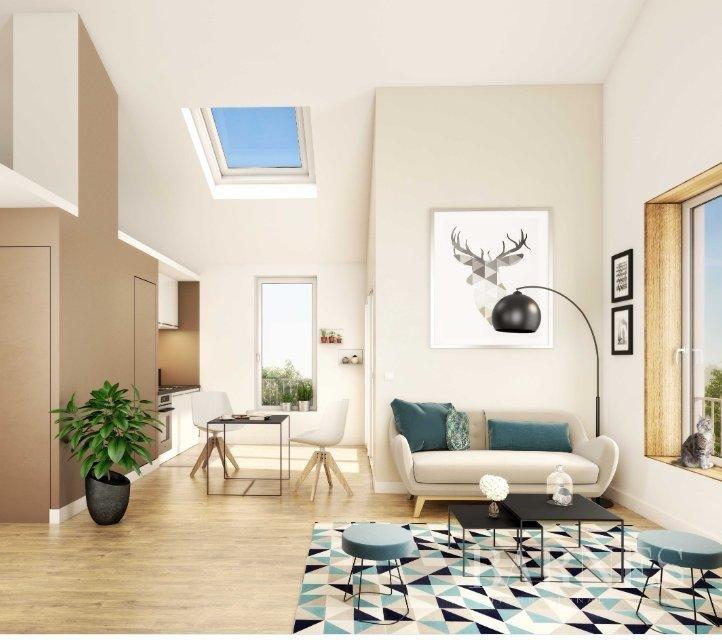Nantes  - Appartement 5 Pièces 3 Chambres - picture 1