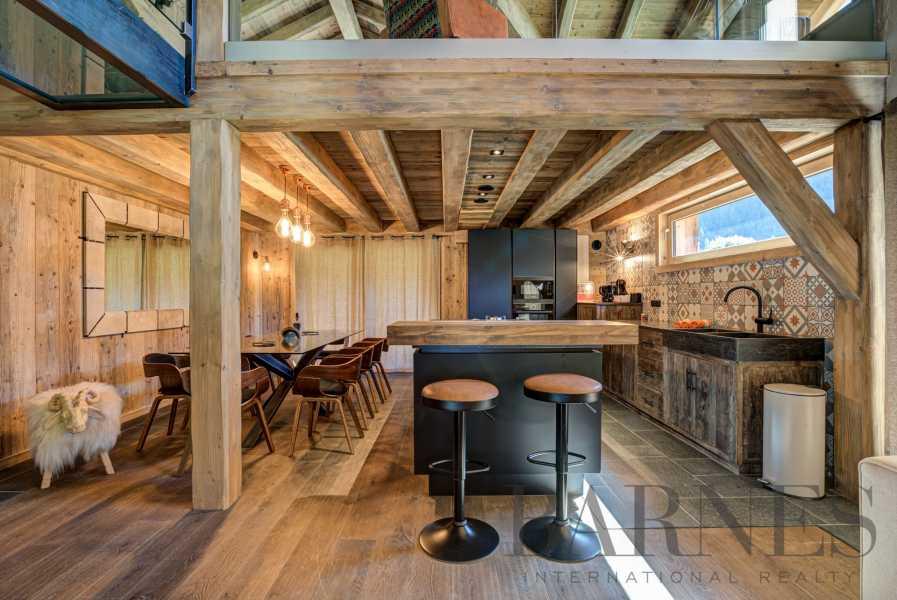 CHAMONIX MONT-BLANC  - Maison  4 Chambres