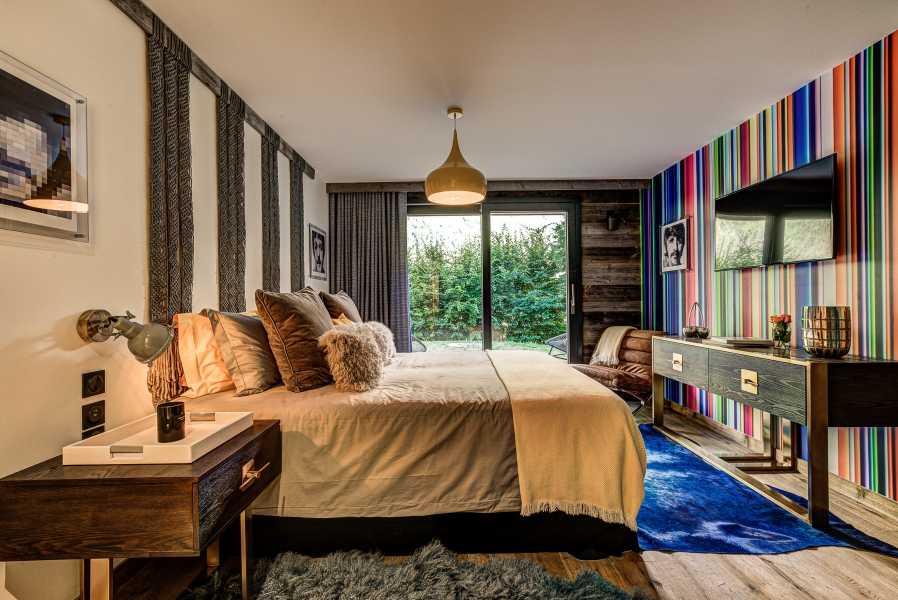 CHAMONIX MONT-BLANC  - Maison  7 Chambres