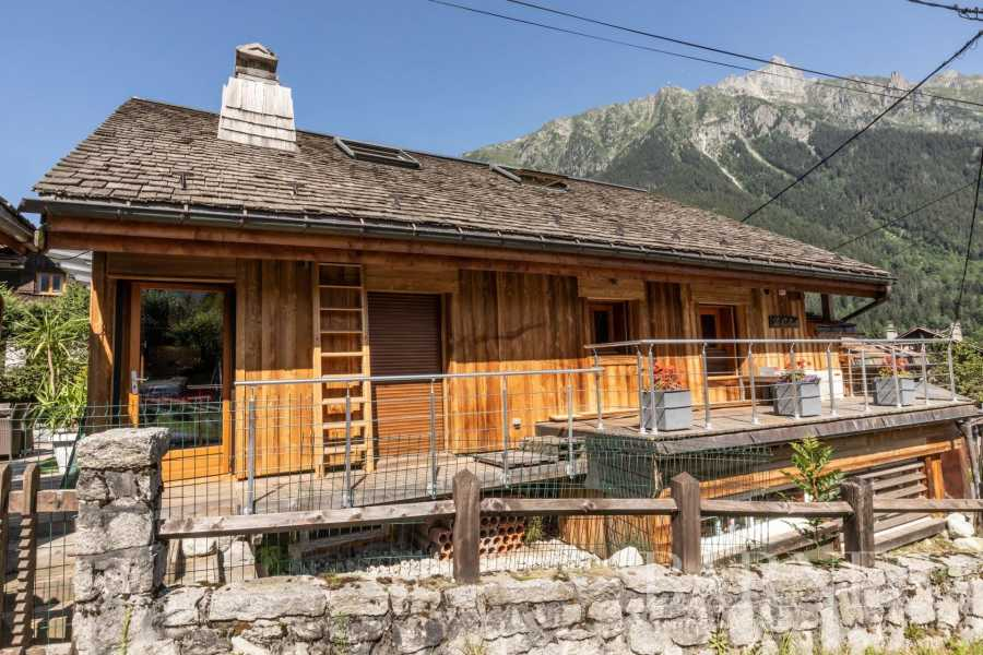 Chamonix-Mont-Blanc  - Chalet 10 Pièces 5 Chambres