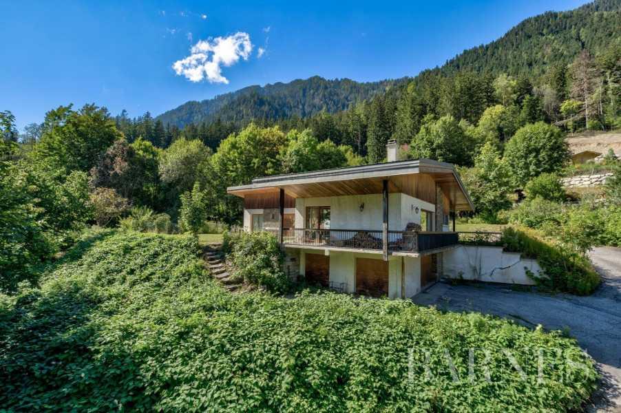 Chamonix-Mont-Blanc  - Chalet 9 Pièces 7 Chambres