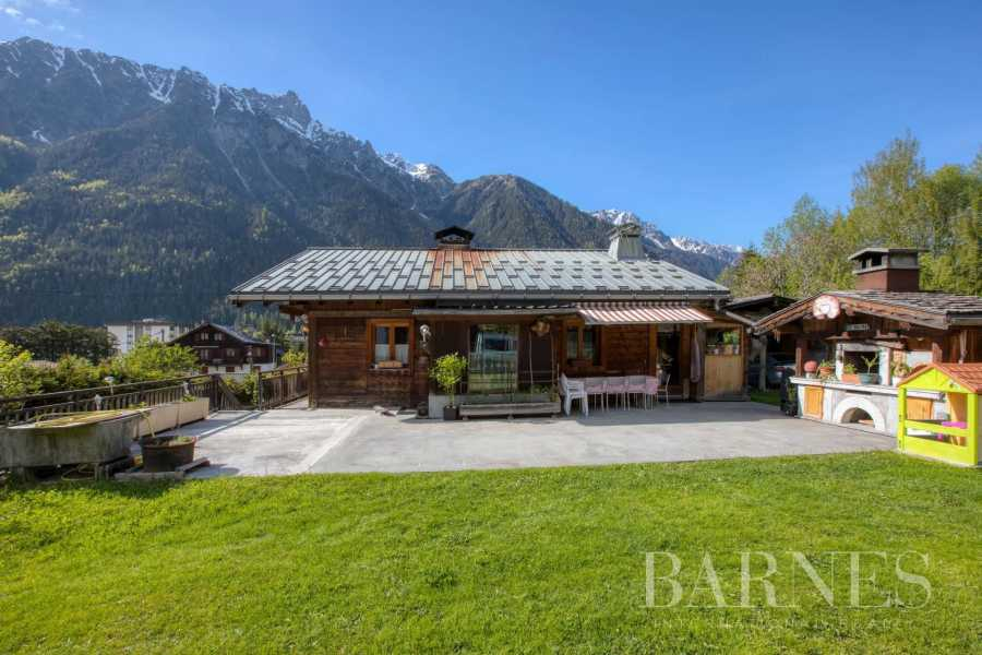 Chamonix-Mont-Blanc  - Chalet 8 Pièces 7 Chambres