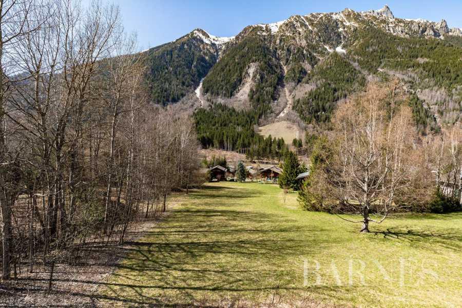 Chamonix-Mont-Blanc  - Terrain