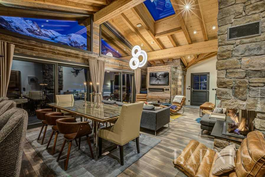 Chamonix-Mont-Blanc  - Chalet 5 Bedrooms