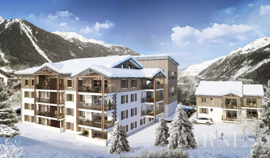 Chamonix-Mont-Blanc  - Appartement 3 Pièces 2 Chambres