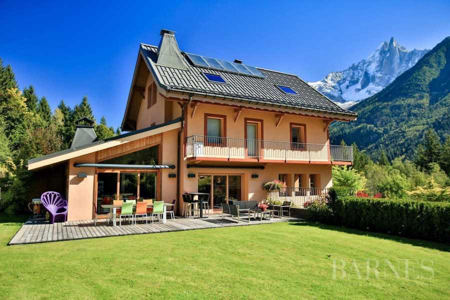 Chamonix-Mont-Blanc  - Chalet 8 Bedrooms