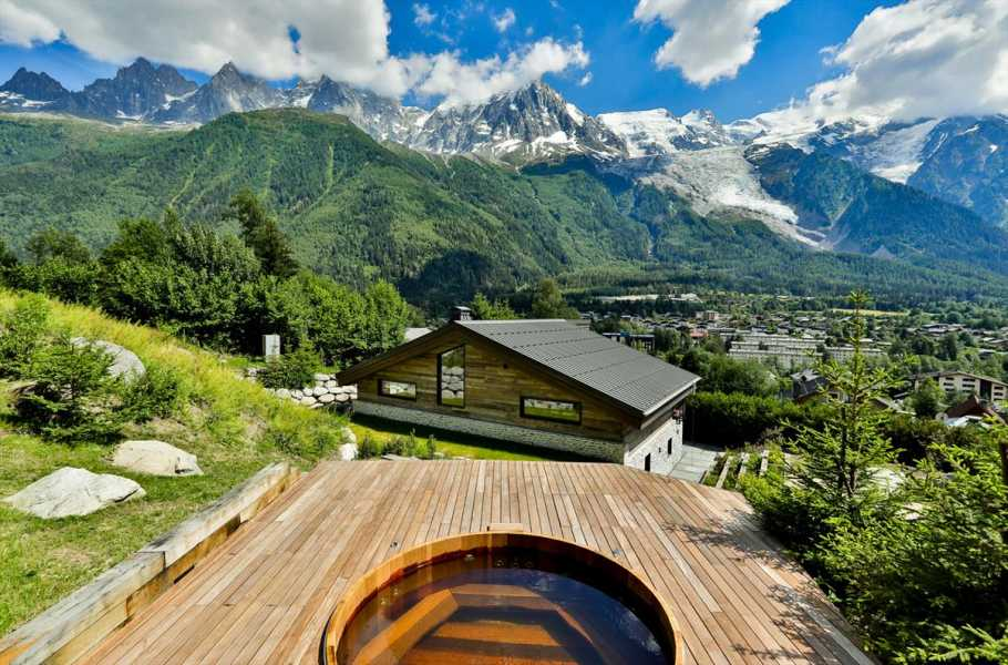 Chalet ON THE ROCKS picture 20