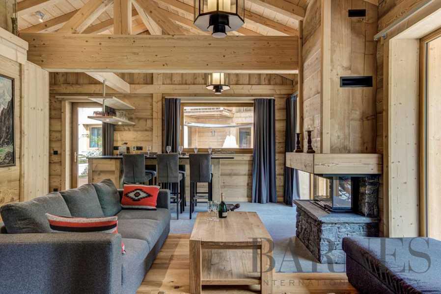 CHAMONIX MONT-BLANC  - Maison  2 Chambres
