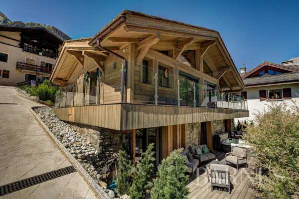 Chalet Chamonix-Mont-Blanc - Ref 4671183